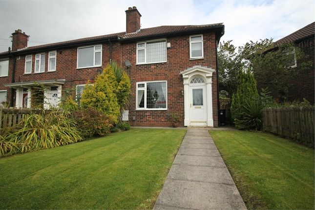 End terrace house for sale in Chorley Old Road, Bolton, Lancashire