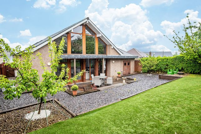 Thumbnail 4 bed detached bungalow for sale in Gartcows Crescent, Falkirk, Stirlingshire