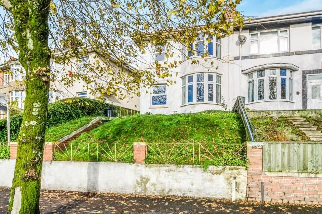 Thumbnail End terrace house for sale in Plymouth, Devon, England