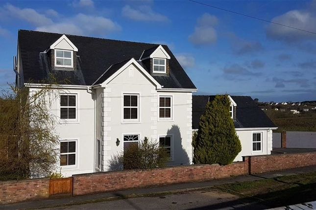 Thumbnail Detached house for sale in Heol Y Plas, Cross Hands Food Park, Cross Hands, Llanelli