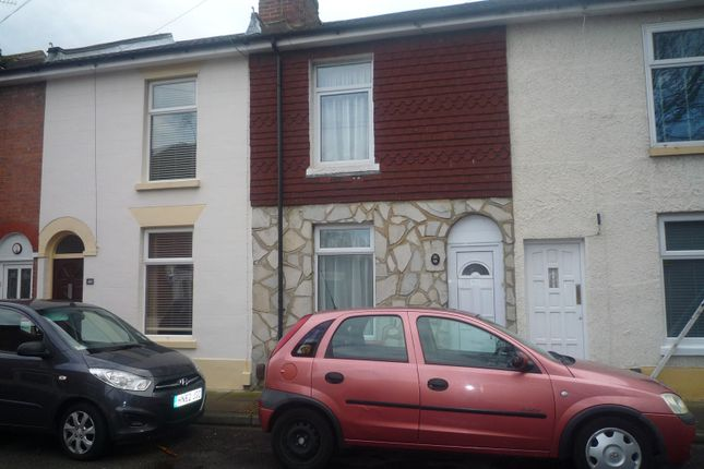 Thumbnail Terraced house to rent in Alver Road, Portsmouth
