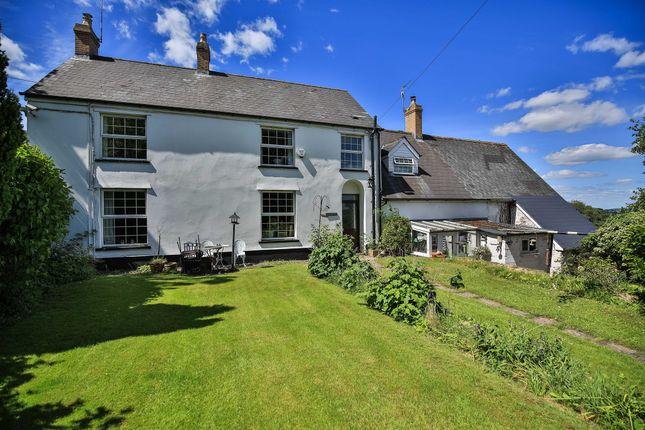 Farmhouse for sale in Off Mountain Road, Rogerstone, Newport