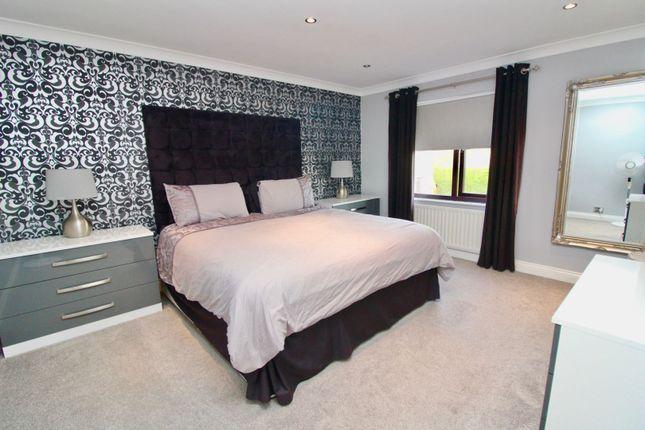 Bedroom One of The Grange, Newton Aycliffe DL5