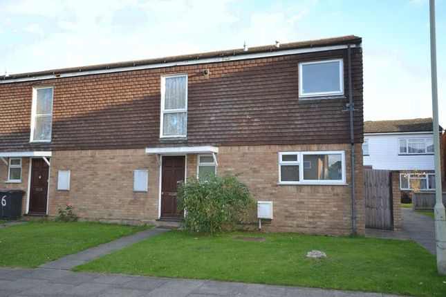 4 bed terraced house to rent in Keyworth Mews, Canterbury CT1