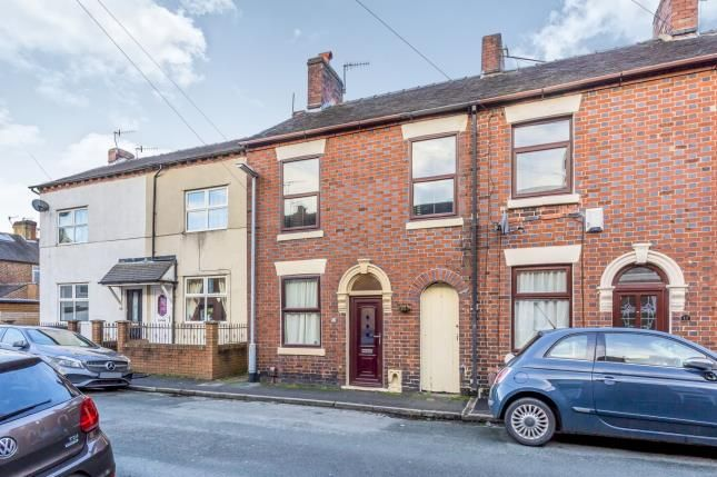Thumbnail End terrace house for sale in Orchard Street, Wolstanton, Newcastle Under Lyme, Staffs