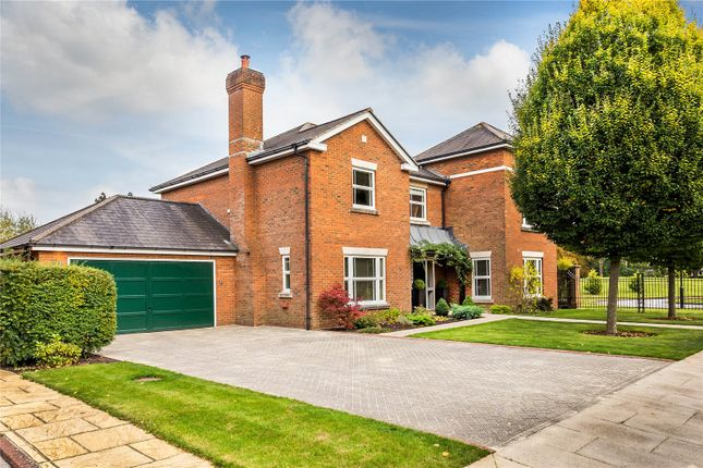Thumbnail Detached house for sale in Tower Place, Warlingham, Surrey