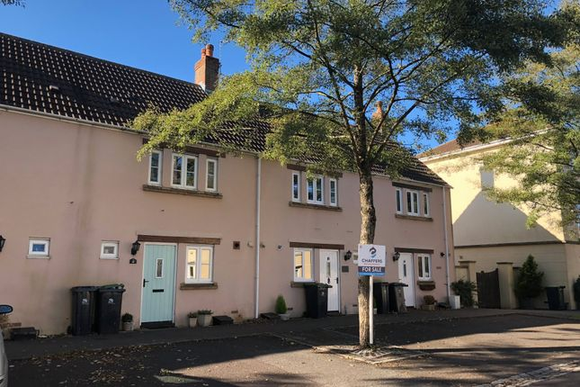Thumbnail Terraced house to rent in Burton Close, Shaftesbury