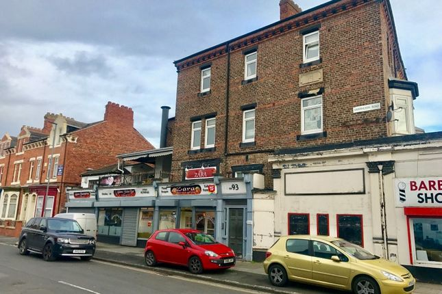 Thumbnail Commercial property for sale in 87-95 Hartington Road/84-85 Yarm Lane, Stockton-On-Tees, Cleveland