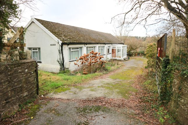 Thumbnail Detached bungalow for sale in Tai Mawr Way, Swansea Road, Merthyr Tydfil