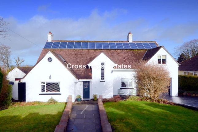 Detached house for sale in Powisland Drive, Crownhill, Plymouth