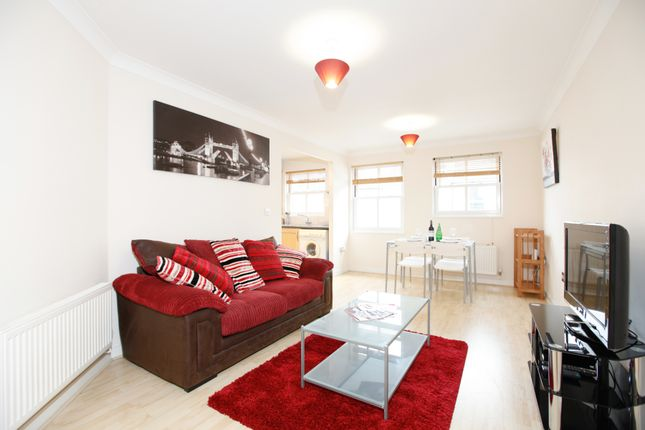 Thumbnail Flat to rent in Packington Place, Leamington Spa