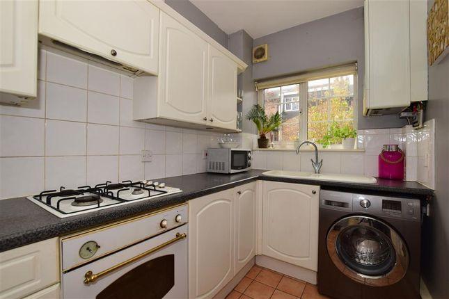 Thumbnail Terraced house for sale in Woodcote Mews, Wallington, Surrey