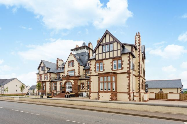 Thumbnail Flat for sale in Henderson House At Marine Rise, Main Street, Gullane, East Lothian