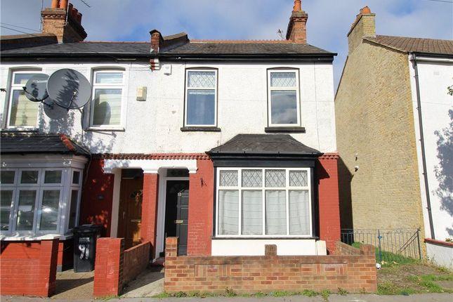 Thumbnail End terrace house to rent in Cedar Road, Croydon