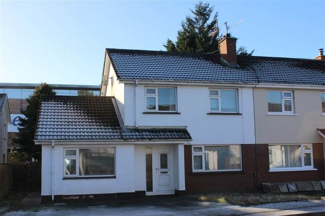 Thumbnail Semi-detached house for sale in Downshire Court, Newry