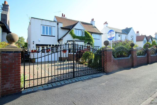 Thumbnail Detached house for sale in The Cottage West Drive, Thornton-Cleveleys