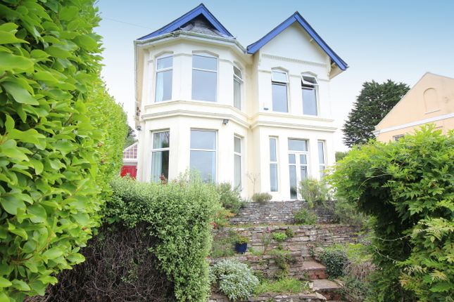 Thumbnail Detached house for sale in Lower Port View, Saltash