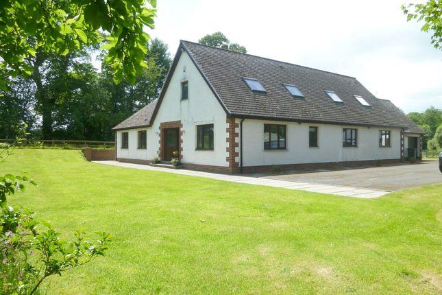 Thumbnail Detached house for sale in Terregles, Dumfries