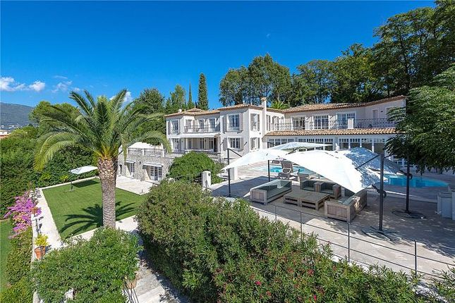 Thumbnail Villa for sale in Panoramic Views, Plascassier, Alpes Maritimes, Provence, France