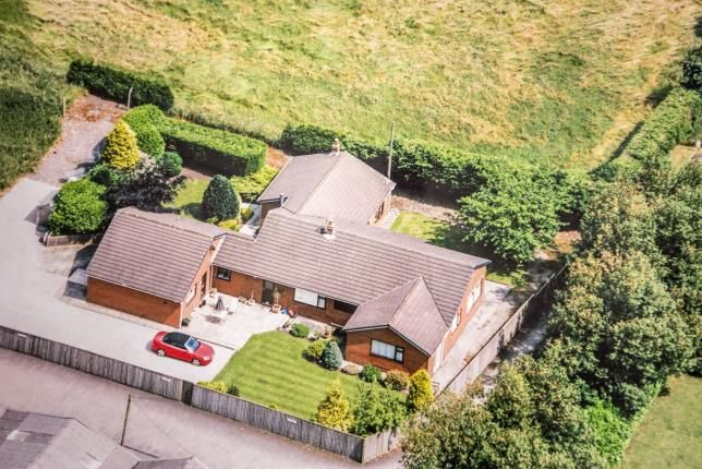 Thumbnail Bungalow for sale in Hugh Lane, Leyland, Lancashire, .