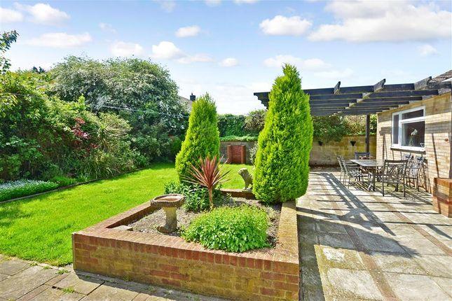 Rear Garden of Ladygarne Road, West Hougham, Dover, Kent CT15