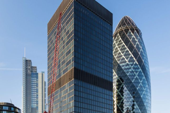 Thumbnail Office to let in Aviva Tower, 1 Undershaft