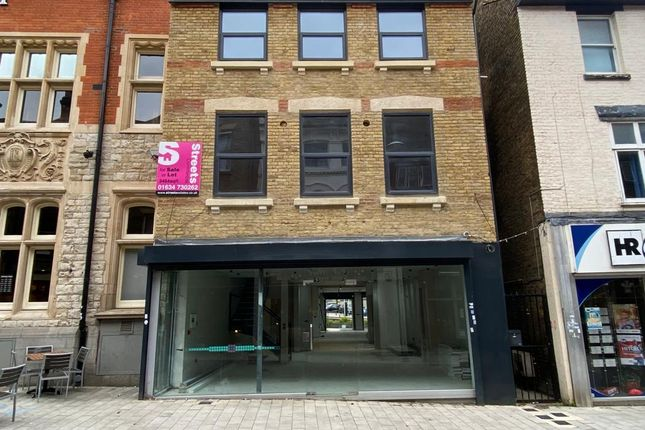 Thumbnail Office to let in Railway Street, Chatham