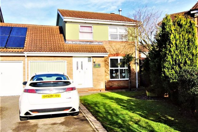 Thumbnail Detached house for sale in East Carr, Cayton, Scarborough