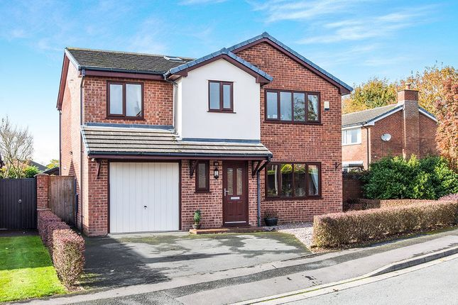 Thumbnail Detached house for sale in Greenacres, Fulwood, Preston, Lancashire