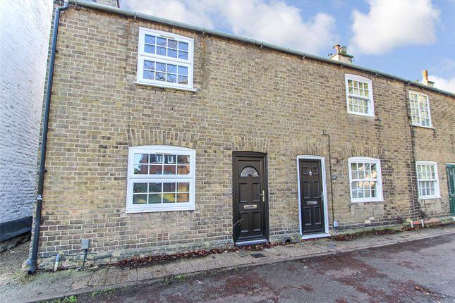 Front of St Johns Street, Huntingdon, Cambridgeshire PE29