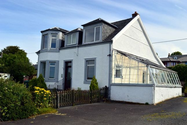 Thumbnail Detached house for sale in Lanerly Garth, Serpentine Road, Rothesay