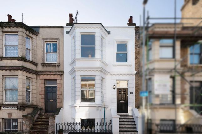 Thumbnail Terraced house to rent in Addington Road, Margate