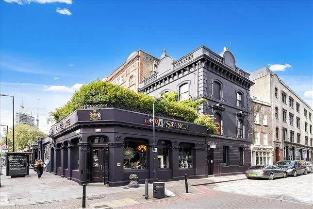 Thumbnail Commercial property for sale in 193-195 City Road, London