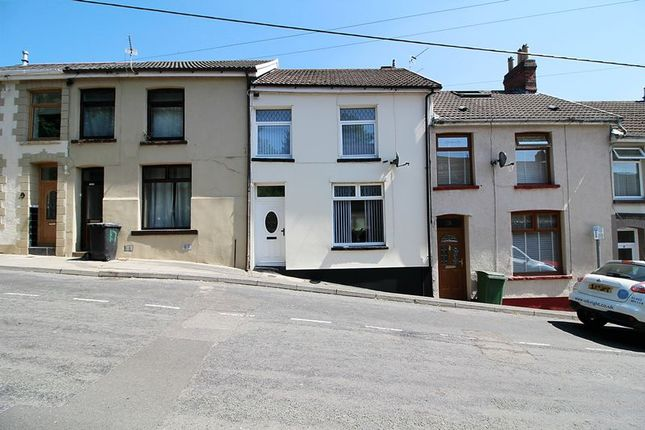 Thumbnail Terraced house for sale in William Street, Abercynon, Mountain Ash