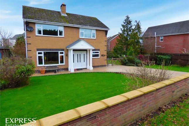 Thumbnail Detached house for sale in Wood Lane, Hawarden, Deeside, Flintshire