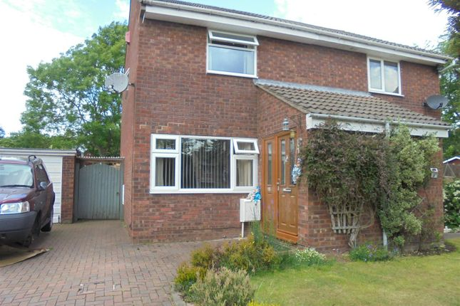 Thumbnail Semi-detached house for sale in Bryony Rise, Telford