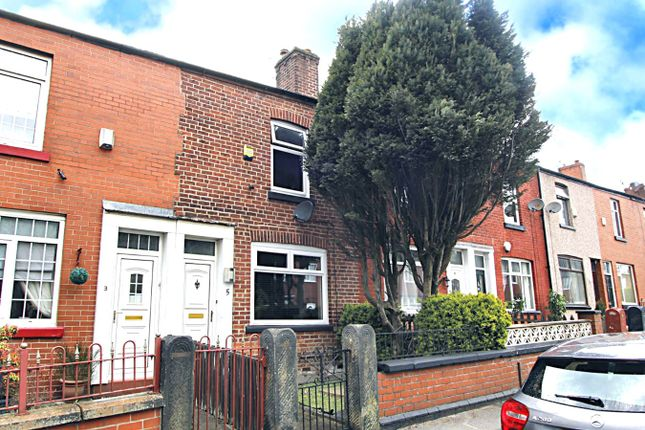 2 bed terraced house for sale in Bridgeman Street, Farnworth, Bolton BL4