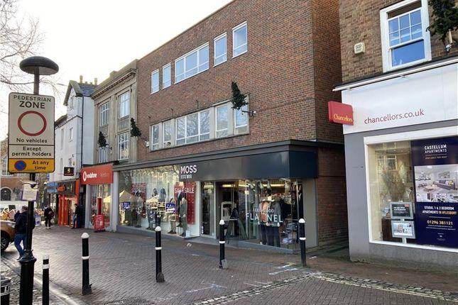 Thumbnail Retail premises for sale in 15-17 Market Square, Aylesbury, Buckinghamshire