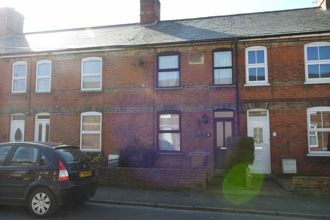 3 bed terraced house to rent in Central Road, Leiston, Suffolk