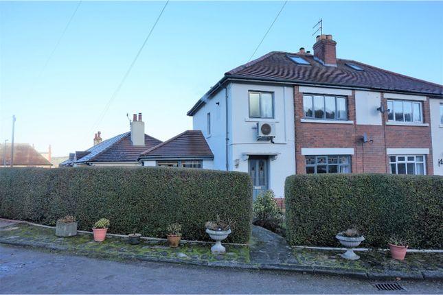 Thumbnail Semi-detached house for sale in Burras Avenue, Otley