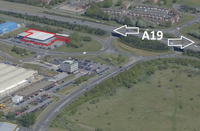 Thumbnail Industrial to let in Unit 1, Mill Hill, North West Industrial Estate, Peterlee