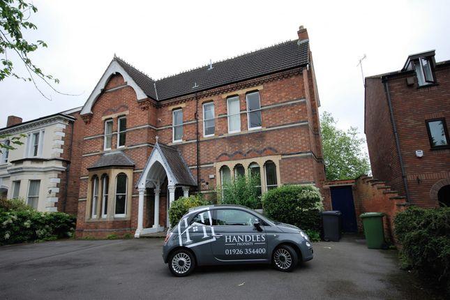 Studio to rent in 6 Lillington Avenue, Leamington Spa, Warwickshire