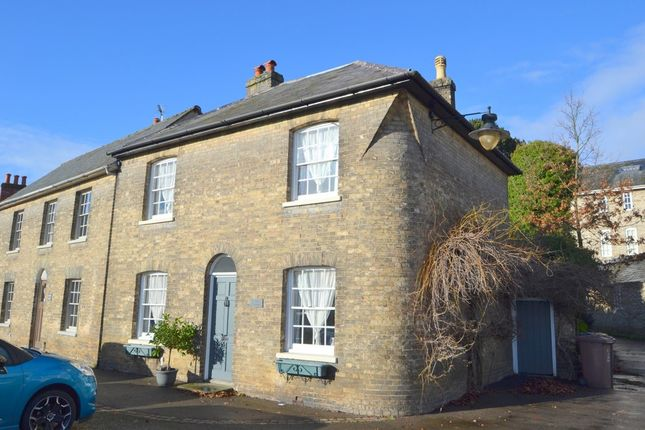 Thumbnail Semi-detached house for sale in High Street, Cavendish, Sudbury