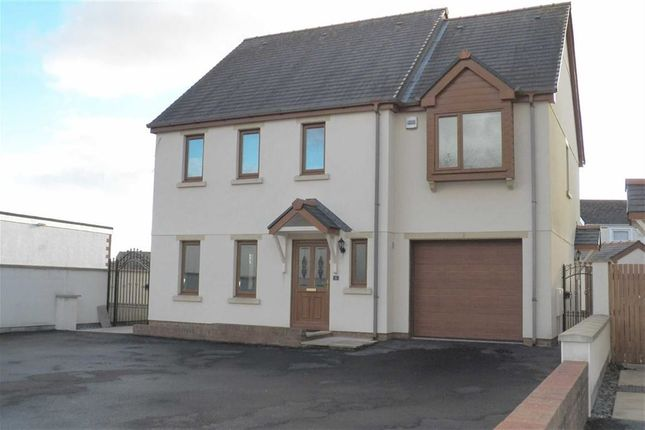 Thumbnail Detached house for sale in Monksford Close, Kidwelly