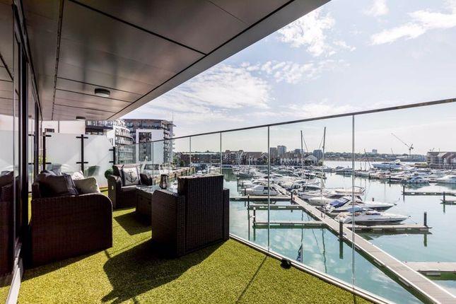 Thumbnail Flat for sale in The Hawkins Tower, Ocean Way, Ocean Vilalge