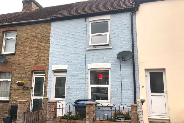 Thumbnail Property to rent in Manor Road, Dover