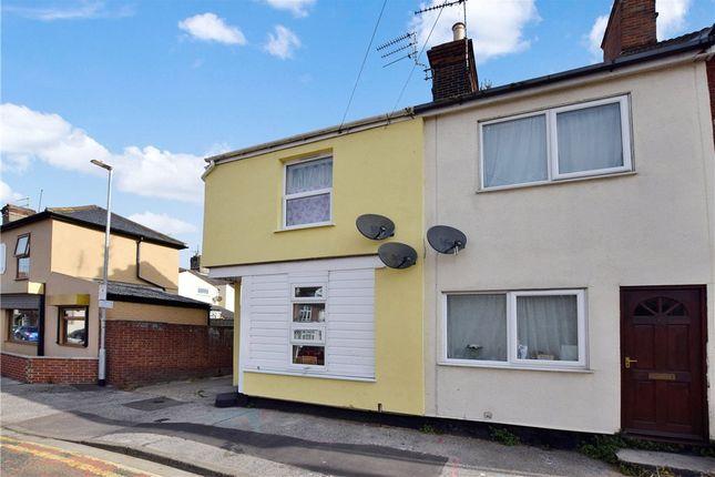 Thumbnail Flat for sale in Norwich Road, Lowestoft, Suffolk