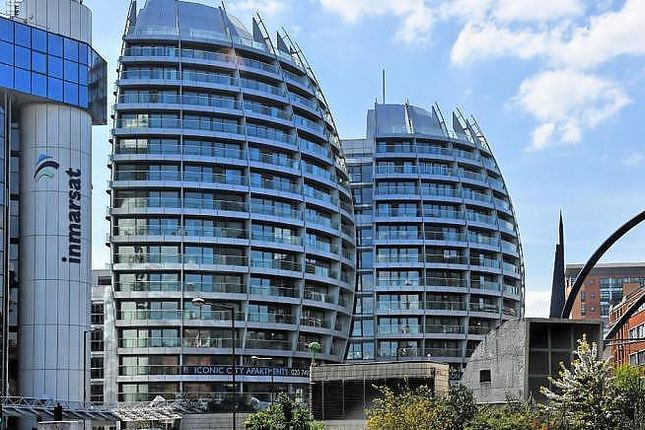 2 bed flat for sale in Bezier Apartments, City Road, London EC1Y