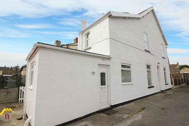 Thumbnail End terrace house to rent in Station Road, Norton, Doncaster