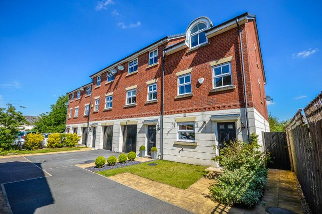 Thumbnail Town house to rent in The Chequers, Hale, Altrincham